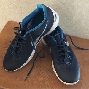 Nike Hyperchase athletic shoes